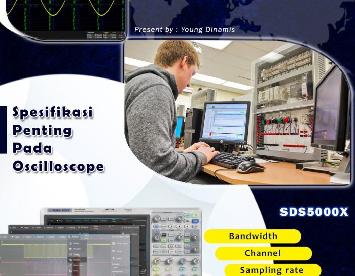 SDS5000X Series Digital Storage Oscilloscopes